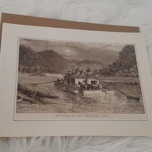 Settlers of the Tennessee river